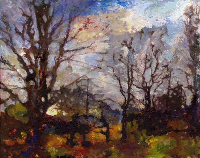 Hedgerow Alfred's Tower 51 x 41 cm (640x504)