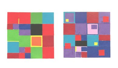 Coloured Squares